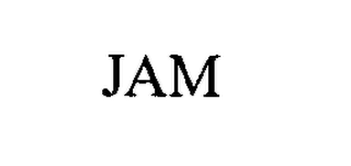 mark for JAM, trademark #76453953
