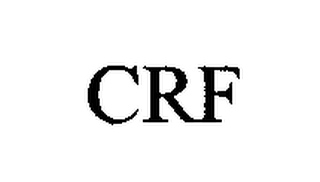 mark for CRF, trademark #76455496