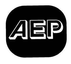 mark for AEP, trademark #76455754