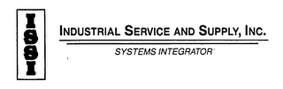 mark for ISSI INDUSTRIAL SERVICE AND SUPPLY, INC. SYSTEMS INTEGRATOR, trademark #76456215