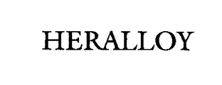 mark for HERALLOY, trademark #76456283