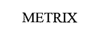 mark for METRIX, trademark #76456478