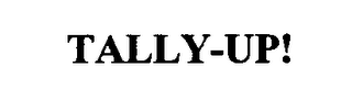 mark for TALLY-UP!, trademark #76456698