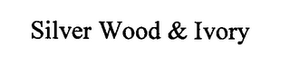mark for SILVER, WOOD & IVORY, trademark #76457589
