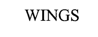 mark for WINGS, trademark #76458017