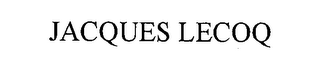 mark for JACQUES LECOQ, trademark #76458098