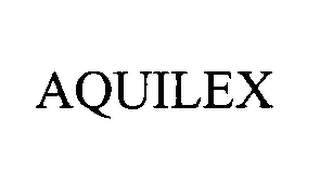 mark for AQUILEX, trademark #76459411