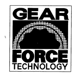 mark for GEAR FORCE TECHNOLOGY, trademark #76459644