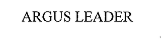 mark for ARGUS LEADER, trademark #76460211