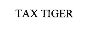 mark for TAX TIGER, trademark #76461809