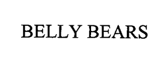 mark for BELLY BEARS, trademark #76462591