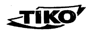 mark for TIKO, trademark #76463685