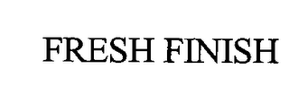 mark for FRESH FINISH, trademark #76463821