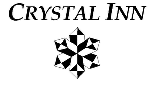 mark for CRYSTAL INN, trademark #76463847