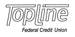 mark for TOPLINE FEDERAL CREDIT UNION, trademark #76464666