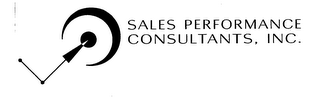 mark for SALES PERFORMANCE CONSULTANTS, INC., trademark #76465528