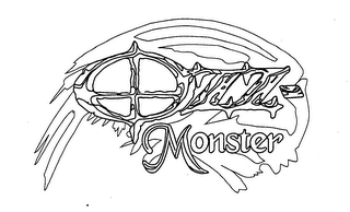 mark for OZZ MONSTER, trademark #76467621
