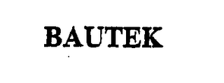 mark for BAUTEK, trademark #76471105