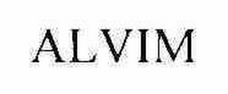 mark for ALVIM, trademark #76472089