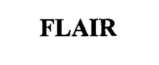 mark for FLAIR, trademark #76472433