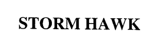 mark for STORM HAWK, trademark #76473443
