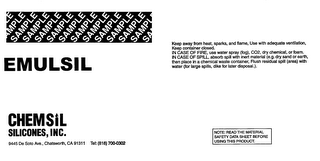 mark for EMULSIL, trademark #76473701