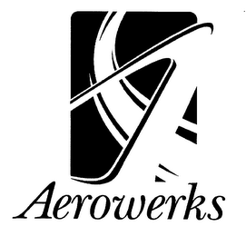 mark for AEROWERKS, trademark #76473827