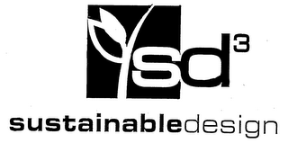 mark for SD3 SUSTAINABLEDESIGN, trademark #76473922