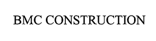 mark for BMC CONSTRUCTION, trademark #76475927