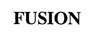 mark for FUSION, trademark #76477779