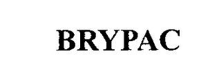 mark for BRYPAC, trademark #76479326