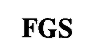 mark for FGS, trademark #76479653