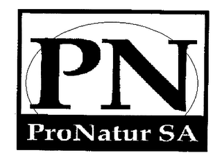 mark for PN PRONATUR SA, trademark #76480583