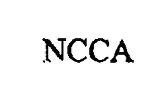mark for NCCA, trademark #76481420