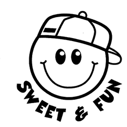mark for SWEET & FUN, trademark #76481676
