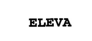 mark for ELEVA, trademark #76482380