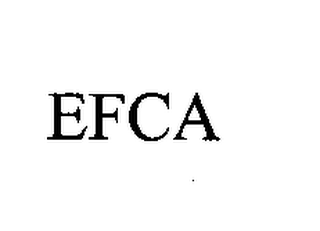 mark for EFCA, trademark #76482455