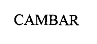 mark for CAMBAR, trademark #76482666