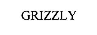 mark for GRIZZLY, trademark #76483789