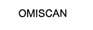 mark for OMISCAN, trademark #76484033