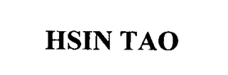mark for HSIN TAO, trademark #76484471