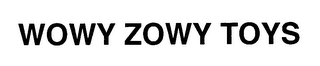 mark for WOWY ZOWY TOYS, trademark #76484653