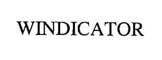 mark for WINDICATOR, trademark #76484718