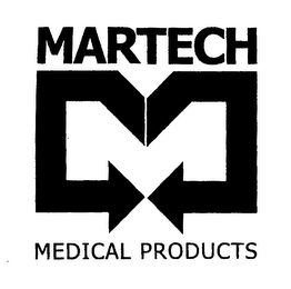 mark for MARTECH MEDICAL PRODUCTS, trademark #76484746
