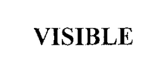 mark for VISIBLE, trademark #76484971