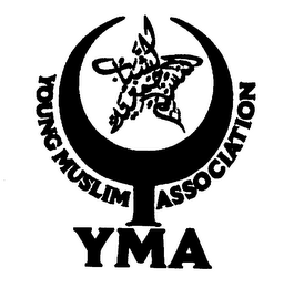mark for YMA YOUNG MUSLIM ASSOCIATION, trademark #76486318