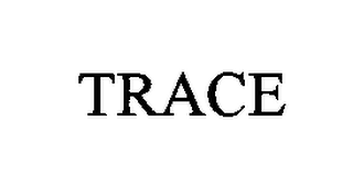 mark for TRACE, trademark #76487045