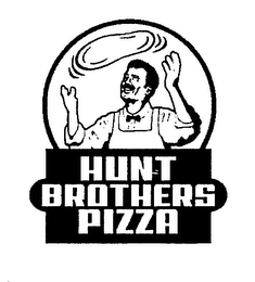 mark for HUNT BROTHERS PIZZA, trademark #76489169