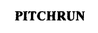 mark for PITCHRUN, trademark #76490238