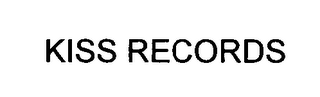 mark for KISS RECORDS, trademark #76490658
